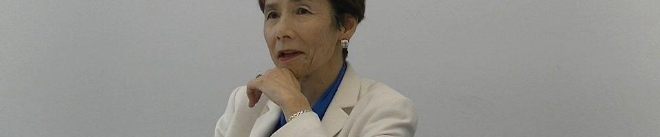 一橋大学名誉教授石倉洋子